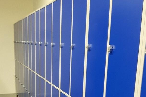 Nieuwe centrale kluisjesruimte voor IDH